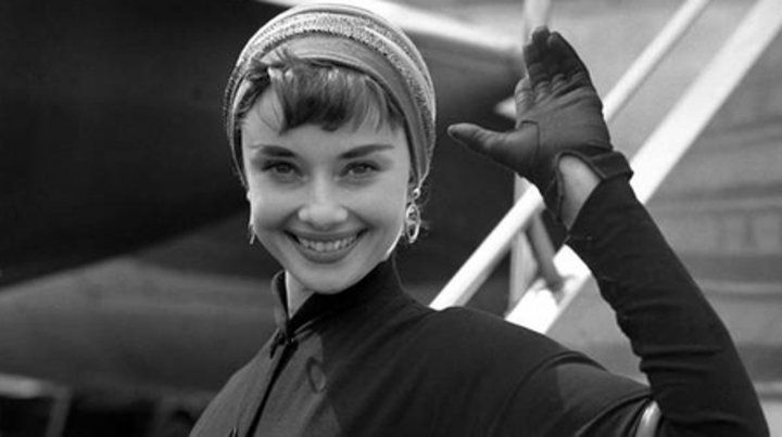 Audrey Hepburn, figura de la Resistencia