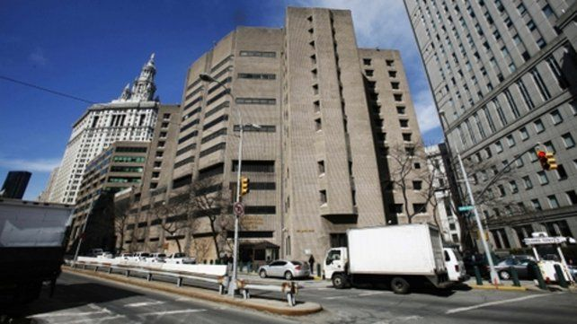 Máxima seguridad. El Centro Correccional Metropolitano de Nueva York tiene celdas de 6 x 3