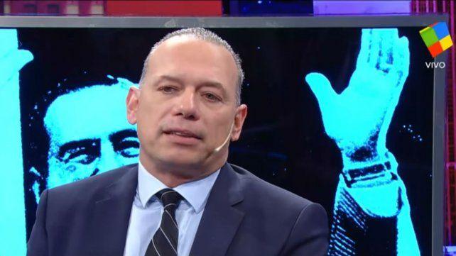 Berni ratificó su deseo de ser gobernador y defendió a Cristina