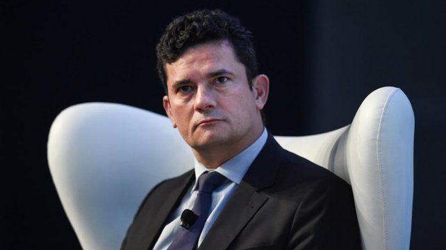 Moro está a cargo de la operación Lava Jato desde 2014.