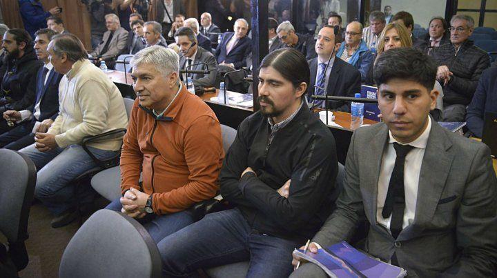 Comenzó el primer juicio oral contra Báez y sus hijos