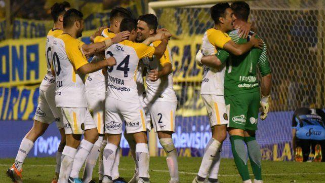 Central le ganó a Almagro y se metió en el partido de cuartos que se jugará mañana.