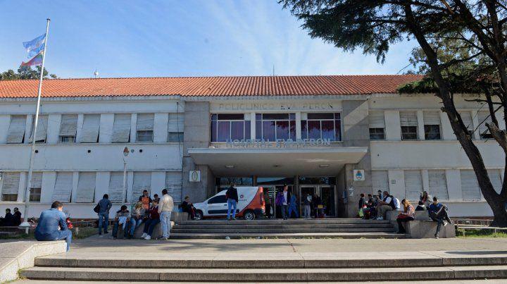 La víctima falleció en el Hospital Eva Perón