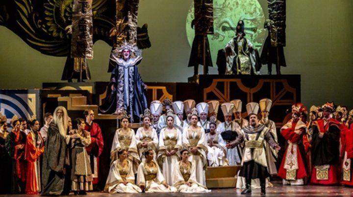 Turandot regresa al escenario de El Círculo