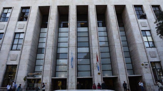 Los tribunales provinciales será el escenario de la protesta.
