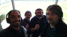 segui en vivo con el equipo de la ocho la transmision del clasico
