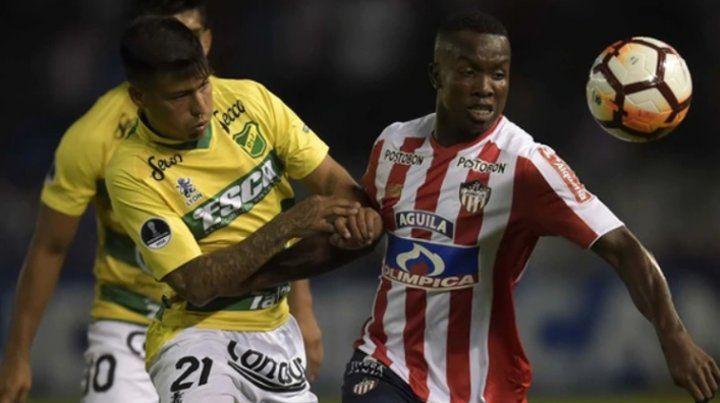 Defensa y Justicia va por la hazaña en la Sudamericana ante Junior de Colombia