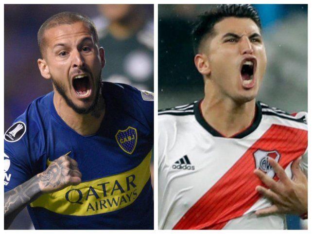 River y Boca juegan por los puntos del torneo local