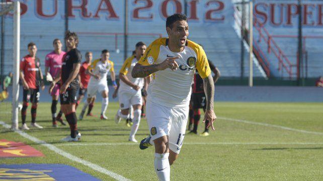 Los goles de Herrera que le dieron la victoria a Central en los últimos clásicos