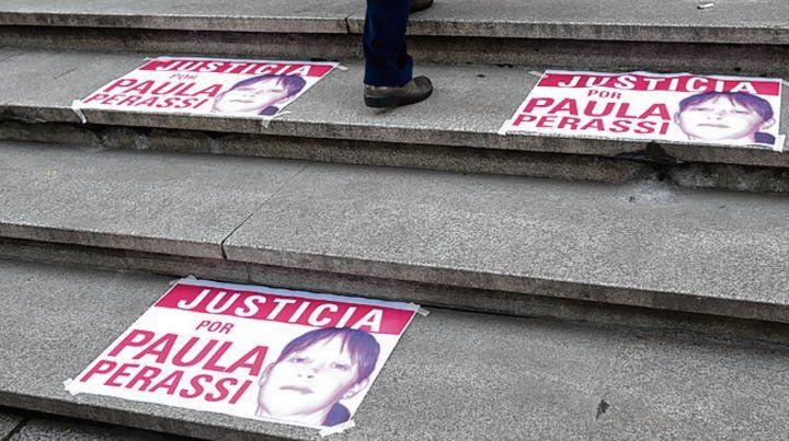 Caso emblemático. Paula Perassi desapareció en septiembre de 2011.