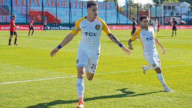 Otra fecha para la historia. El 1º de noviembre quedará registrado con el 2 a 1 y los goles de Herrera y Zampedri