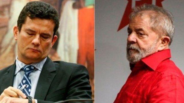 Moro y Lula encarnan dos realidades distintas.