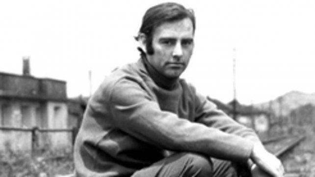 El gran poeta chileno Jorge Teillier (1935-1996).