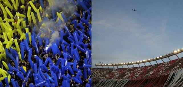 Los hinchas de River llenarán el Monumental en el partido de vuelta contra Boca. Los simpatizantes de Boca no se quieren perder al equipo del Mellizo en la primera final.