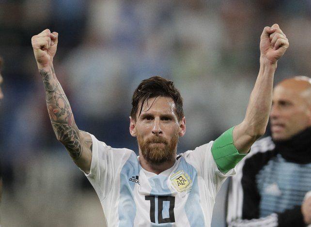 Tapia habló del regreso de Messi a la selección: Nunca se fue