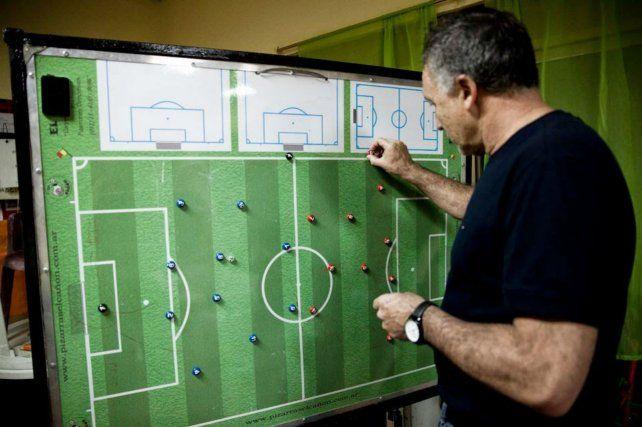Estrategia. El aporte de un buen técnico.