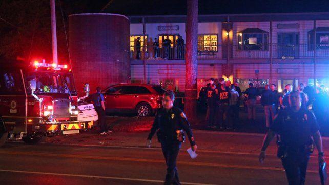 Las dos víctimas eran una estudiante y una docente de la Universidad Estatal de Florida.