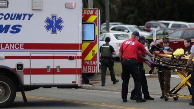 Horror en Florida. El asesino actuó solo y generó una tragedia.