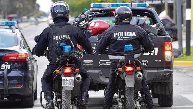 En alerta. Vecinos piden más presencia policial y control de motos.