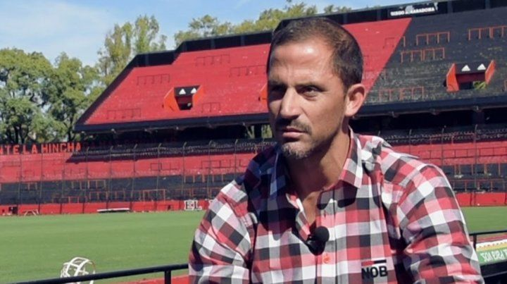 Peratta: De Felippe es un tipo que se hace querer y es leal con la causa