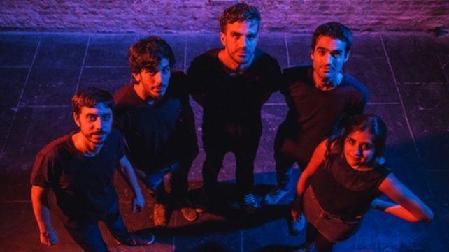 Música ciudadana. El quinteto rosarino Furacero presenta nuevo EP.