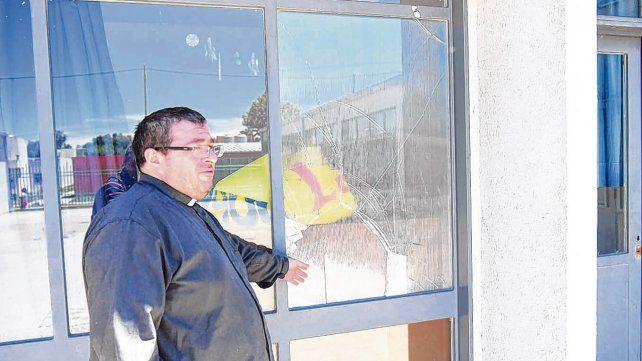Una escuela de la zona norte ya sufrió 35 robos en tres años