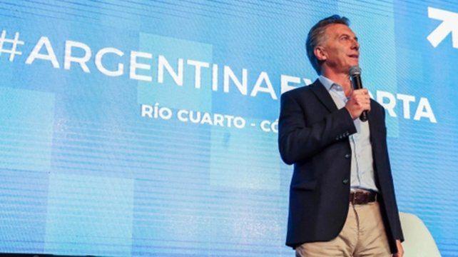 Anuncio. Macri presentó un programa de compra directa de remedios.