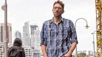 Alejandro Wall dictó un taller en Rosario.