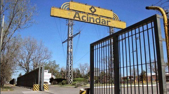 Dictan la conciliación obligatoria en el conflicto de Acindar