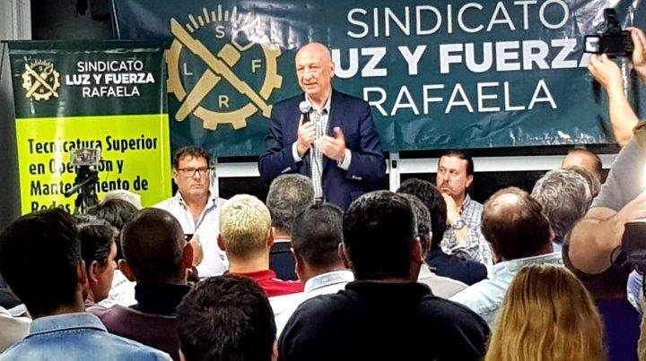 Bonfatti: No hay país que pueda funcionar con una inflación del 40 o 50 por ciento