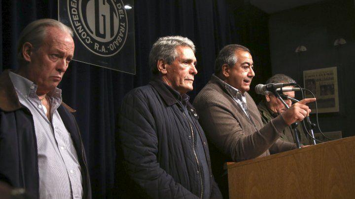 Carlos Acuña y Rodolfo Daer
