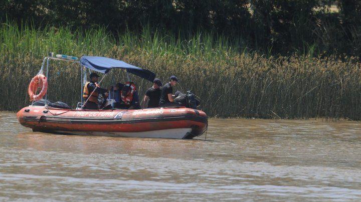 Murió ahogada en el Delta al darse vuelta la lancha que timoneaba su novio