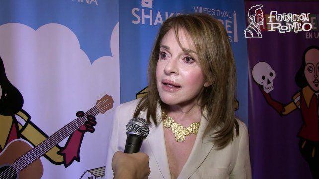 Leonor Benedetto habló de su difícil relación con Araceli González