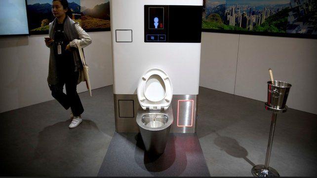 Bill Gates inventó un inodoro que funciona sin agua
