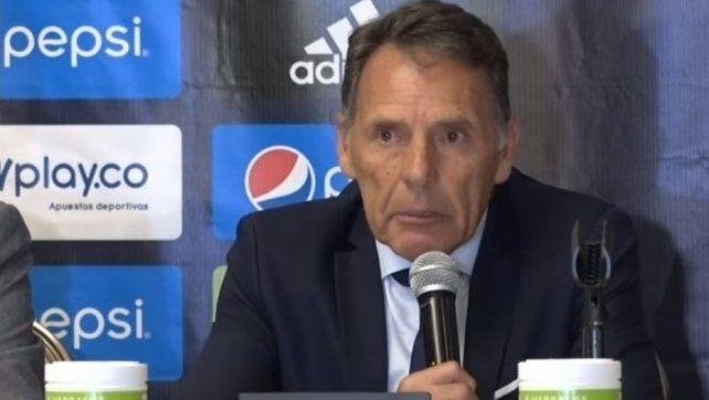 Russo agradeció el apoyo en Millonarios y se despidió luego de lograr dos campeonatos con el equipo de Bogotá.