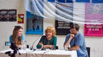 Puiggrós alertó sobre el avance del mercado en los sistemas públicos de enseñanza.