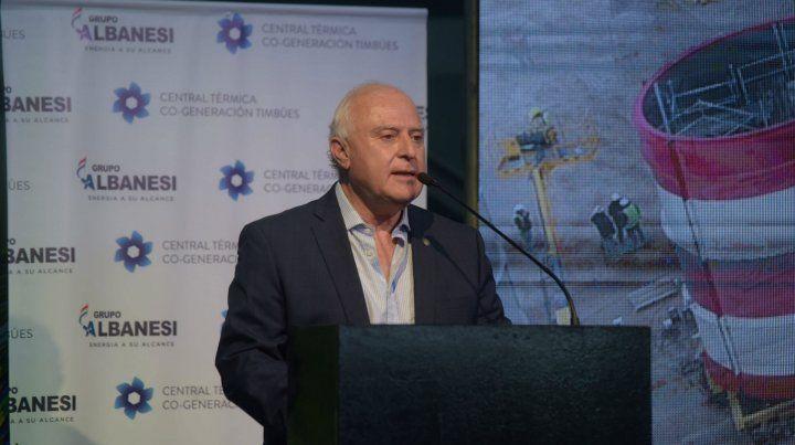 Lifschitz dijo que es positivo que las agroexportadoras aporten para el transporte de la región.