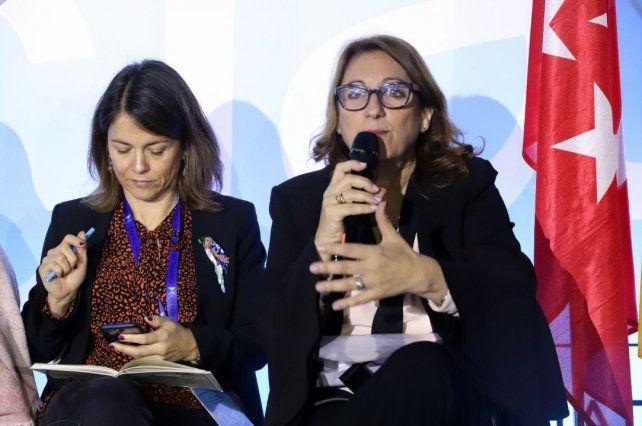 La intendenta Mónica Fein participó del II Foro Mundial sobre las Violencias Urbanas y Educación para la Convivencia y la Paz.