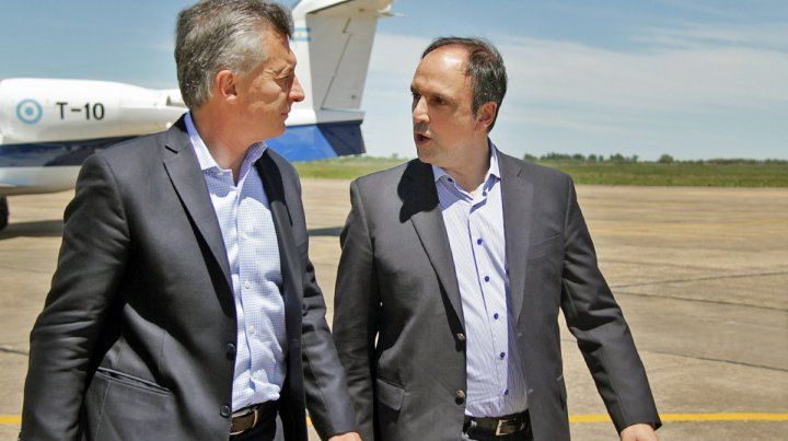 Corral propuso que Nación salde parte de la deuda con Santa Fe enviando más fuerzas federales