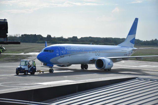 Aerolíneas Argentinas vuelve a operar sus vuelos con normalidad