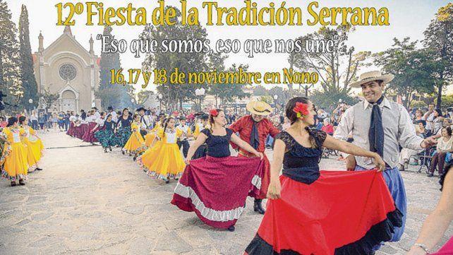 XII edición de la Fiesta de la Tradición Serrana
