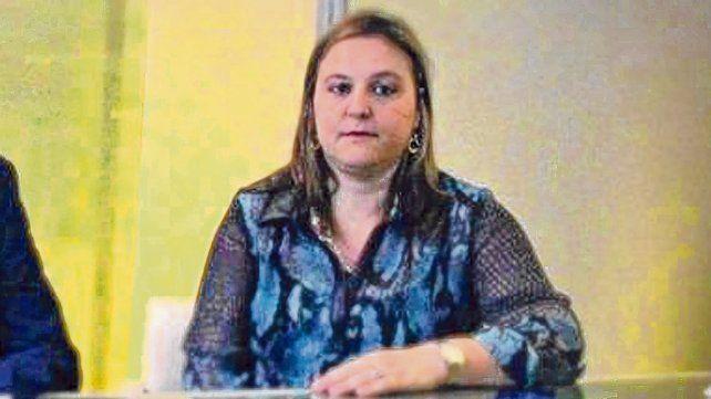 Magistrada. La jueza Silvia Castelli escuchó a las partes y decidió mandar tras las rejas a todos los uniformados.