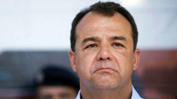 Sergio Cabral.
