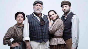 equipo. Julia Calvo, Raúl Lavié, Sabrina Garciarena y Dan Breitman encabezan el elenco.