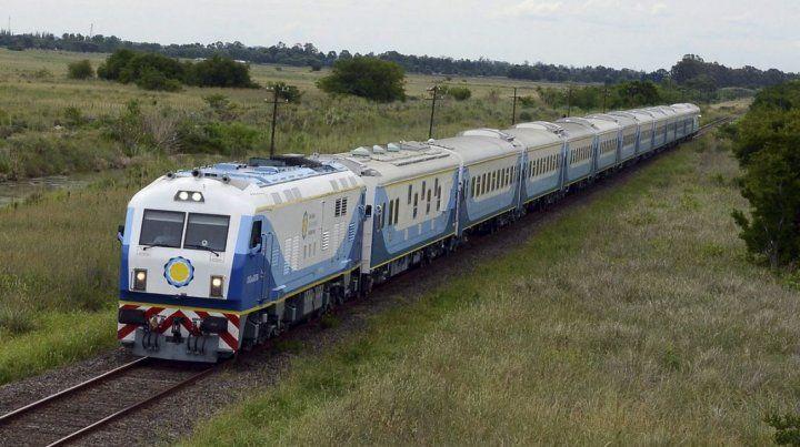 Lanzaron un portal de ventas de pasajes en tren de larga distancia