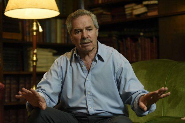 Felipe Solá reveló que se reunió con Cristina.