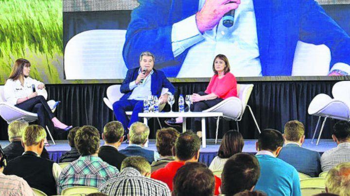 Política. Los ministros de Producción de Córdoba y Santa Fe