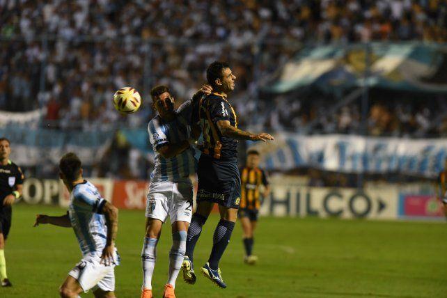 Central llegó a los ocho partidos sin victorias en la Superliga