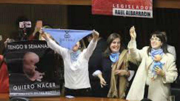 Antecedente. El 2 de agosto la Legislatura declaró a Tucumán provida.