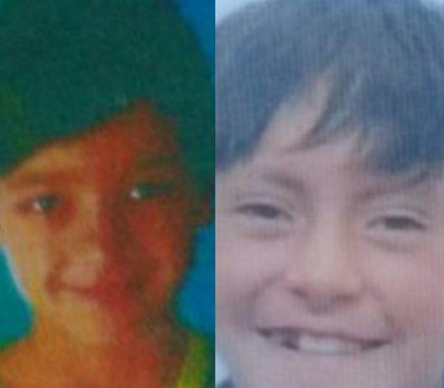 Buscan a dos nenes que faltan de su hogar desde el mediodía de ayer